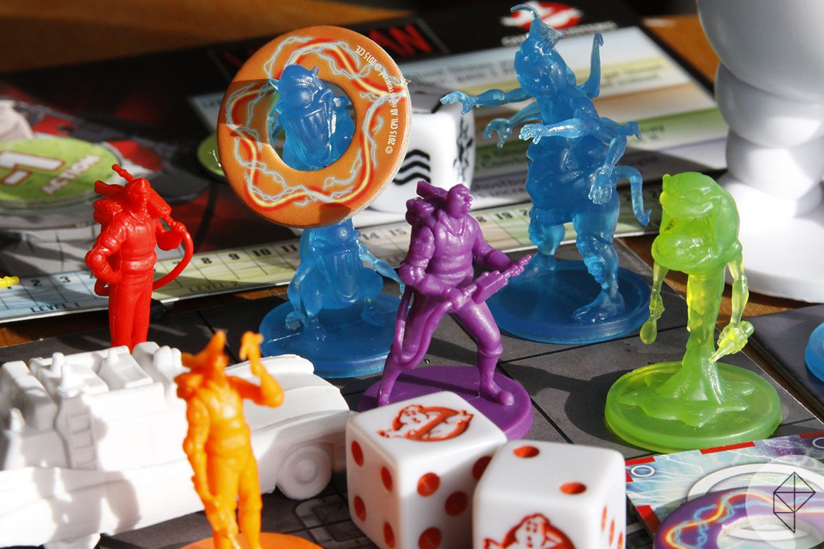 So How Does A 1 5 Million Ghostbusters Board Game Play Polygon