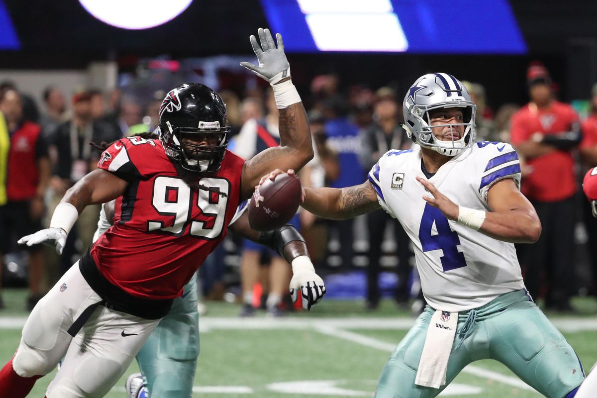 How The Falcons Have Fared Against The Cowboys During The Dan Quinn Era The Falcoholic