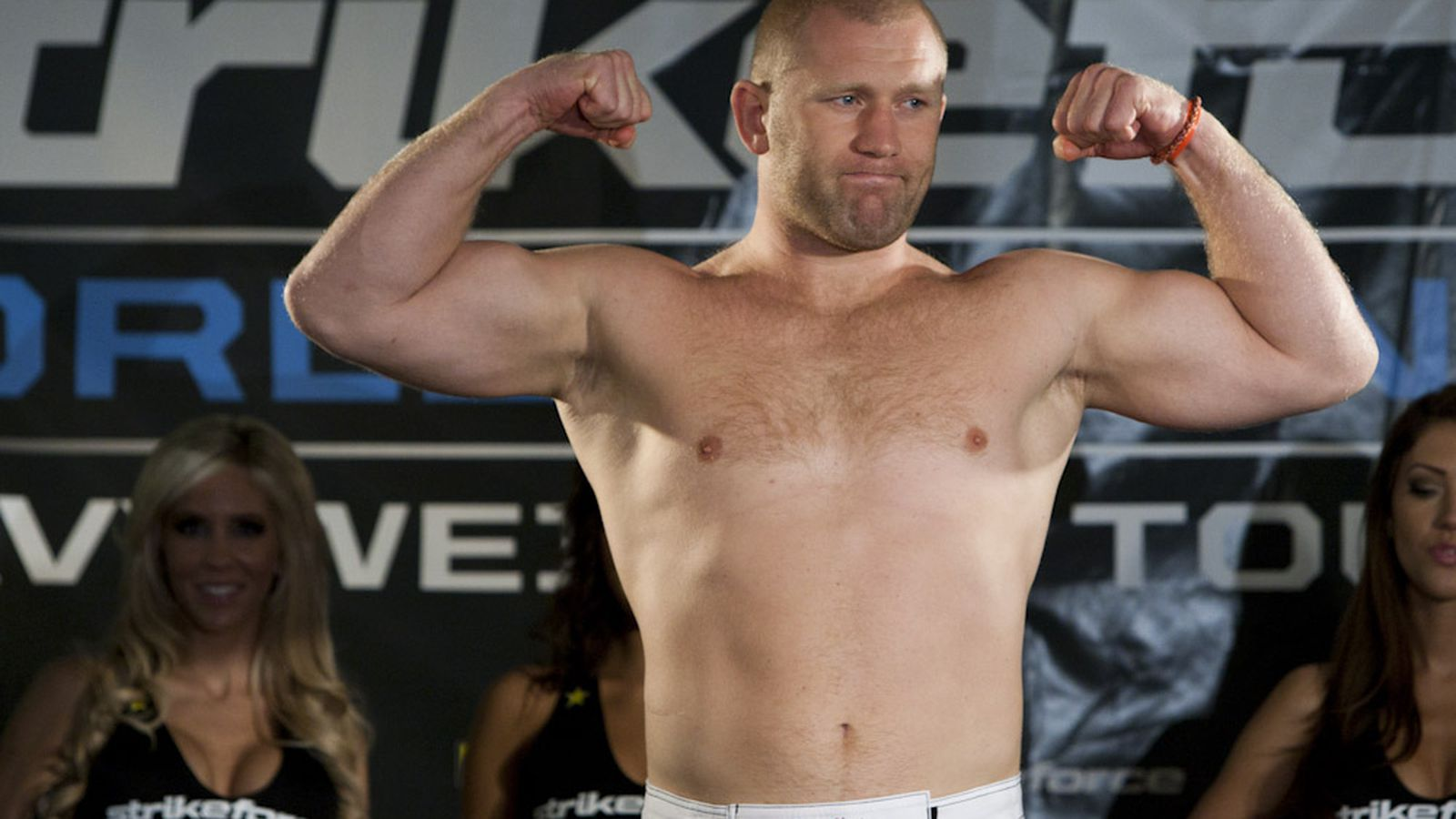 Strikeforce weigh in results LIVE from Cincinnati for ...