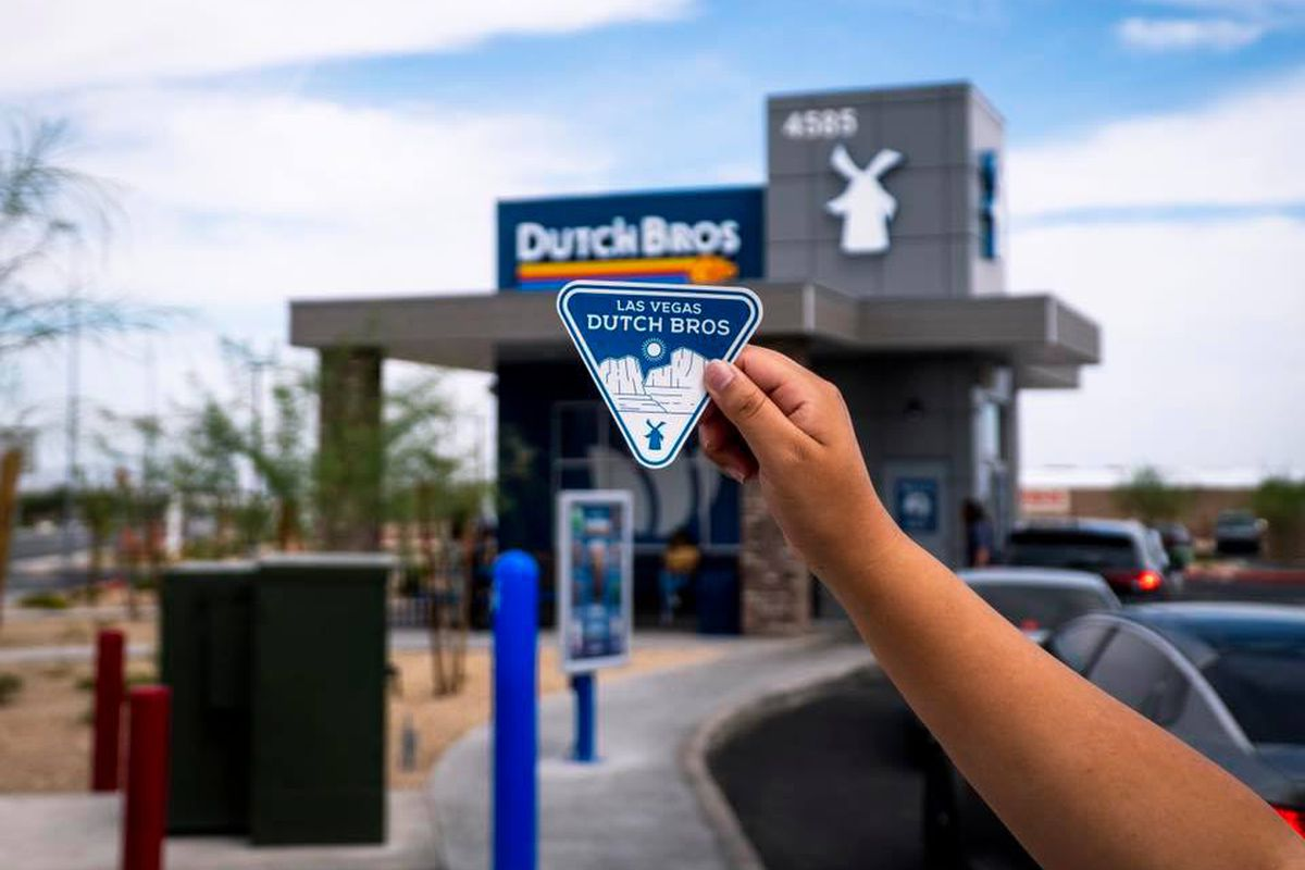 Miami Truck Center >> Dutch Bros. Coffee opening Henderson - Eater Vegas