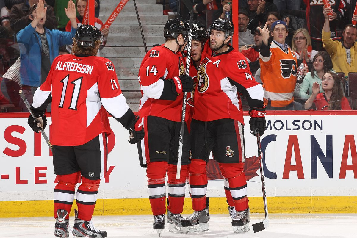 Three guys not named Erik Karlsson also play for the Ottawa Senators.