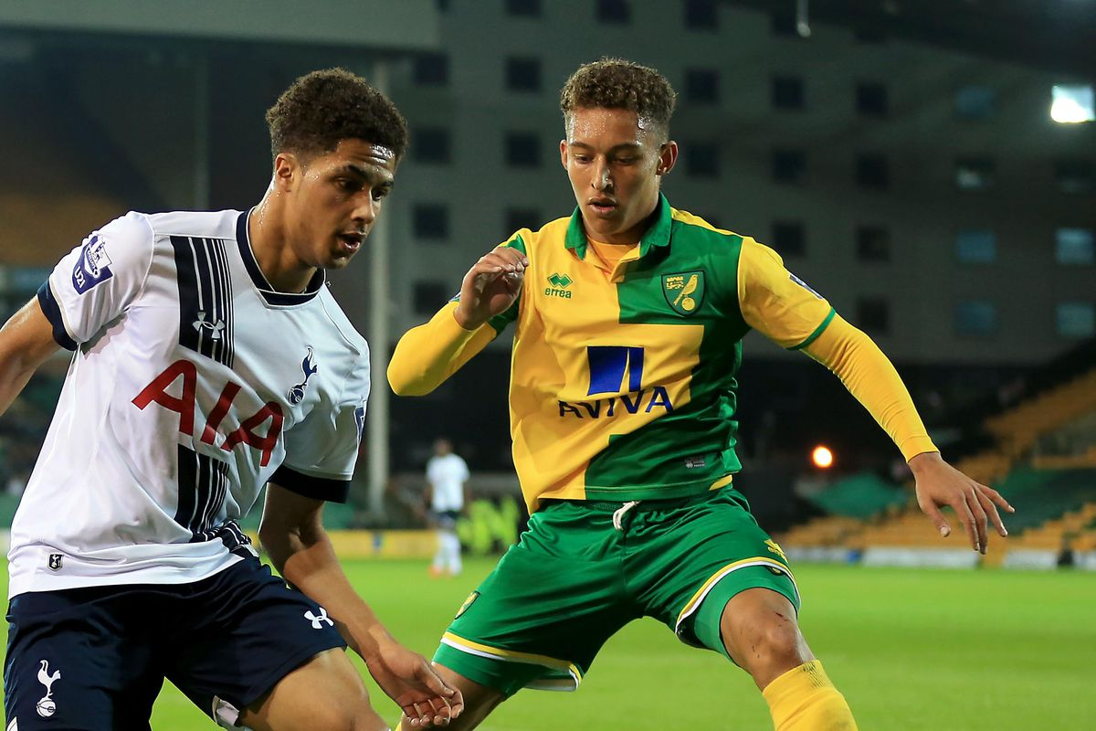 Norwich City U21 v Tottenham Hotspur U21: Barclays U21 Premier League