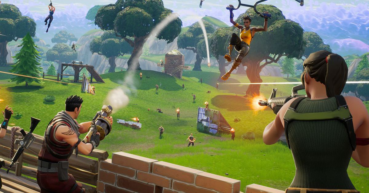 Fortnite on the Nintendo Switch will look and run better after its latest update