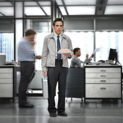 """This film image released by 20th Century Fox shows Ben Stiller in """"The Secret Life of Walter Mitty."""""""