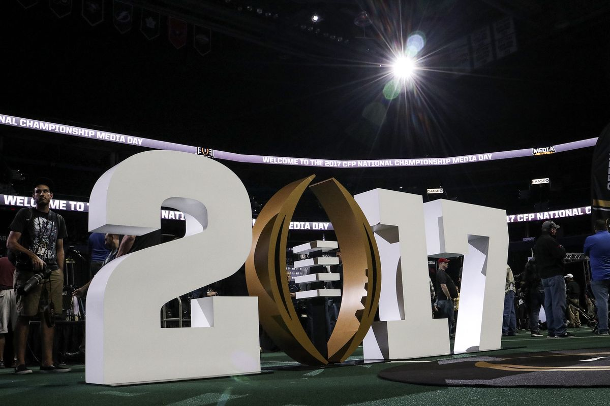 College Football Playoff National Championship - Media Day