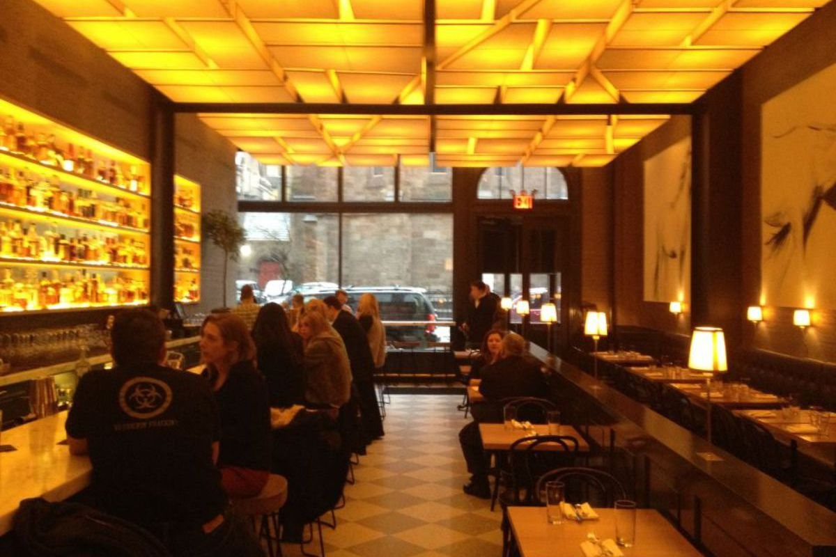 Inside New York City's Maysville