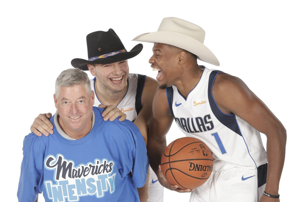 wholesale dealer 6fdac de09a Luka Doncic and Dennis Smith Jr. are friends and it's the ...