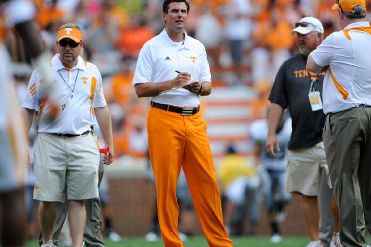 Proof that we can win while wearing orange pants. I know, I'm as surprised as you are.