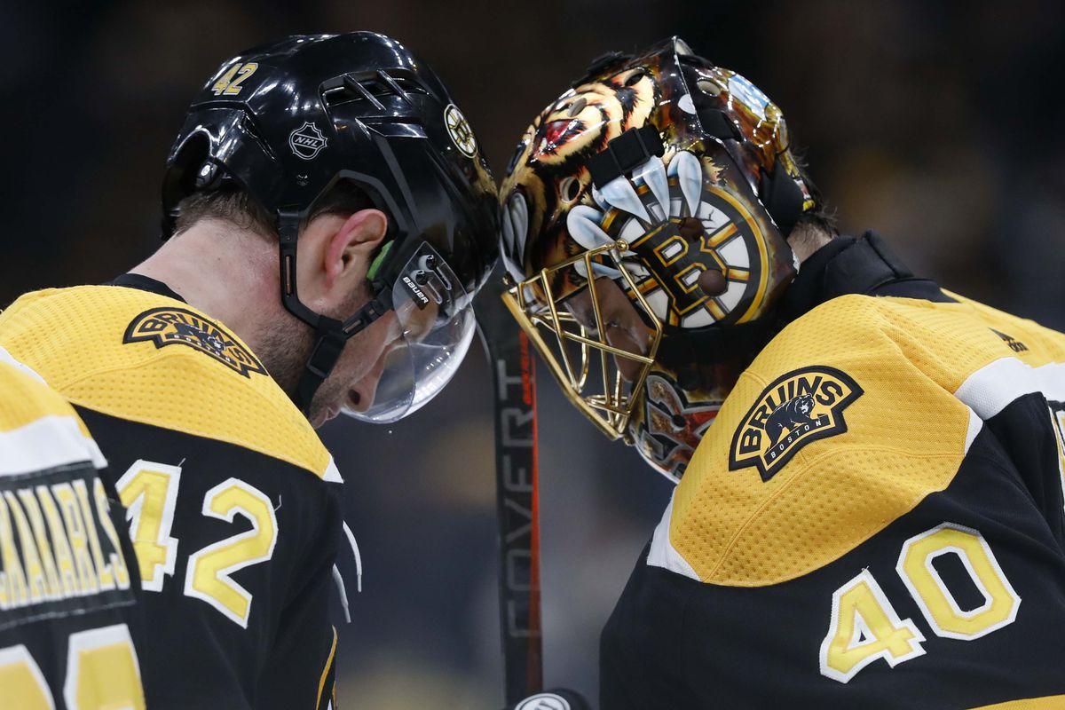 NHL: Minnesota Wild at Boston Bruins