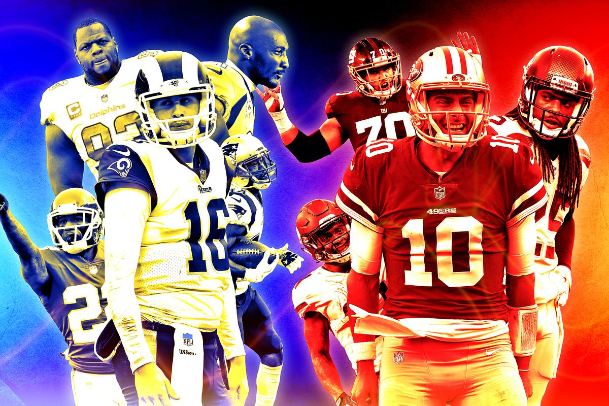 becddf519304b8 What the Salary Cap Tells Us About the NFL's Most Extreme Teams ...