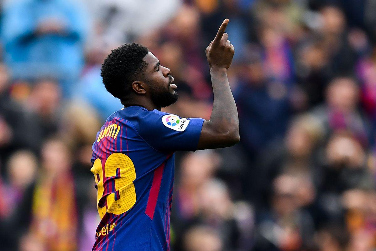 Barça squad named for Lyon 1st leg