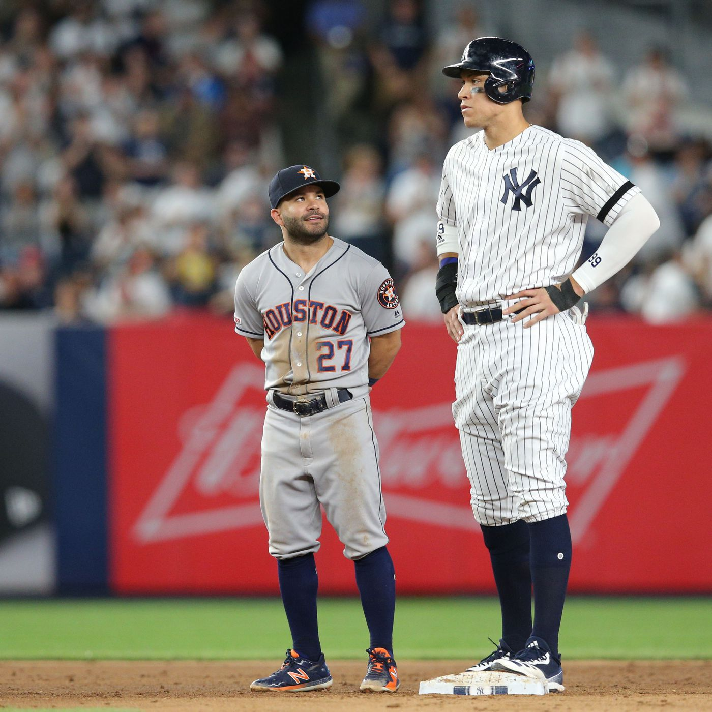Aaron Judge was robbed of an MVP award ...
