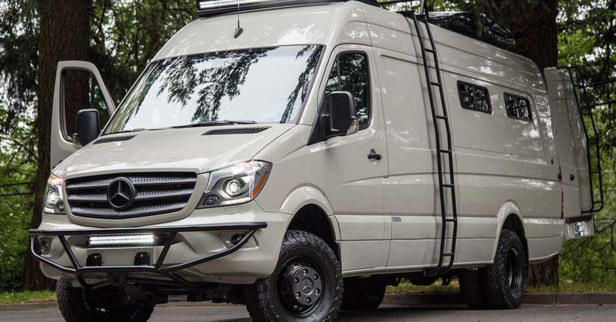 van life 101 the 5 best vans for your diy camper conversion curbed. Black Bedroom Furniture Sets. Home Design Ideas