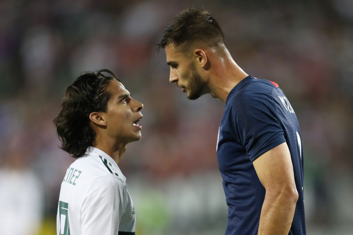 USA vs  Mexico, 2019 Gold Cup final: What to watch for - Stars and