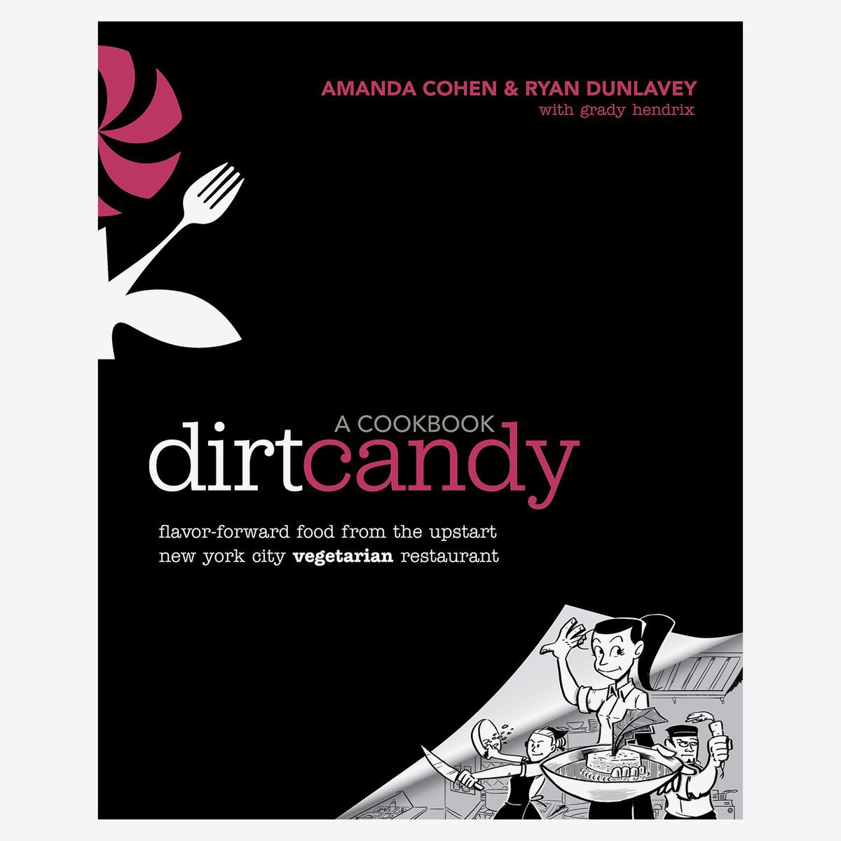 Dirt Candy cookbook cover