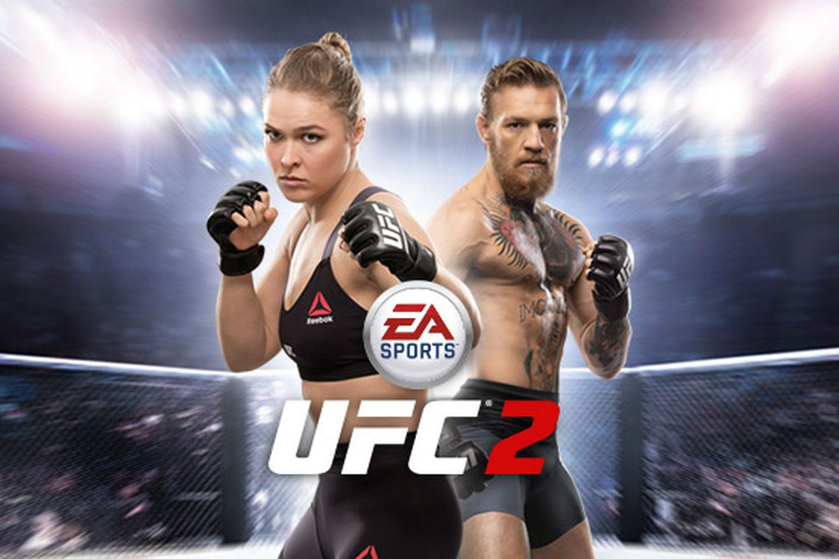 whats the newest ufc game out
