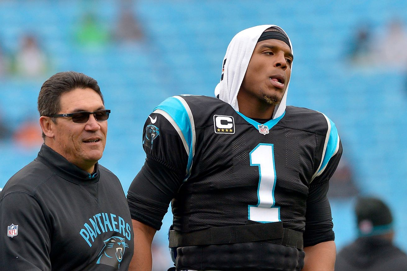 GettyImages 629148636.0 - Dorktown: The story of the 2014 Carolina Panthers