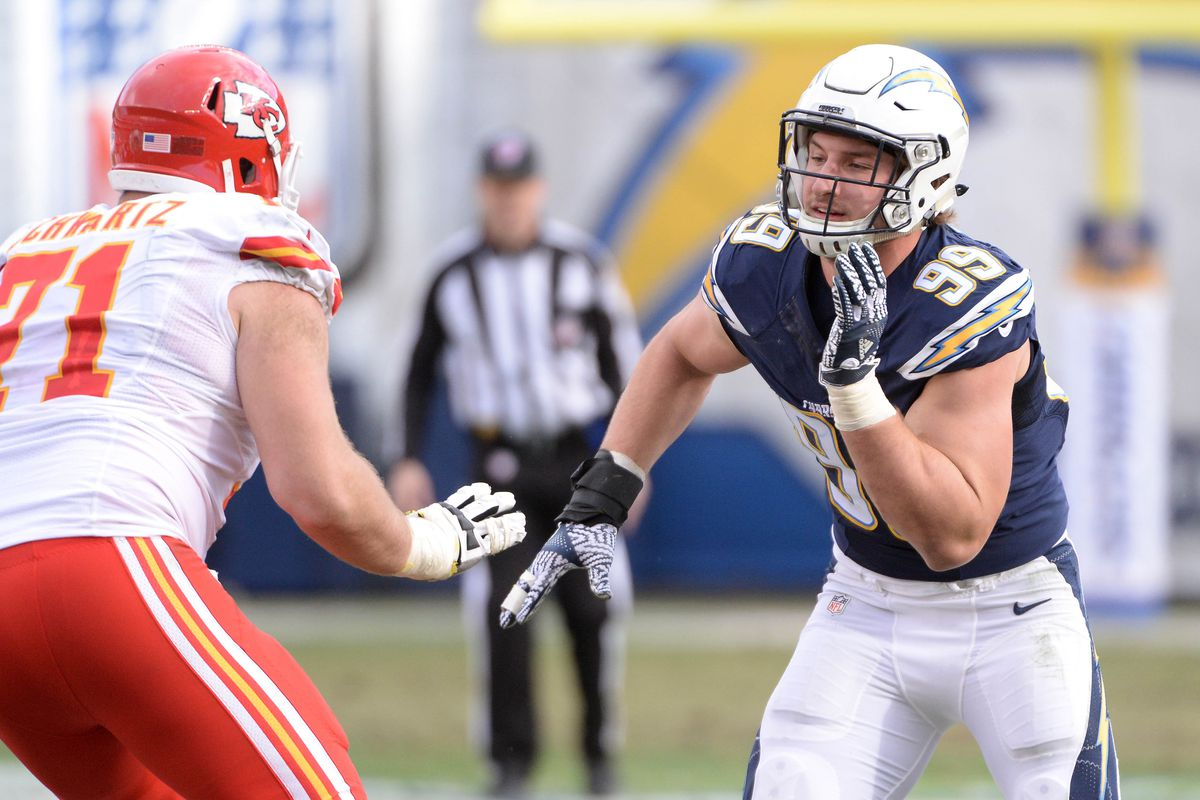 Why Chargers DE Joey Bosa can live up to the hype Bolts From The