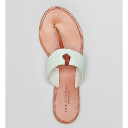 """<b>Joie</b> Flat Thong Sandal, <a href=""""http://www1.bloomingdales.com/shop/product/joie-flat-thong-sandals-nice?ID=709421&CategoryID=17398#fn=spp%3D46%26ppp%3D96%26sp%3D1%26rid%3D82%26spc%3D896"""">$115</a> at Bloomingdale's"""