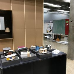 At the end of 2016, Montana State University architecture students hosted a community open house to present the results of a semester spent researching tiny homes. Here are the models they made of proposed designs for Bozeman's Housing First Village.