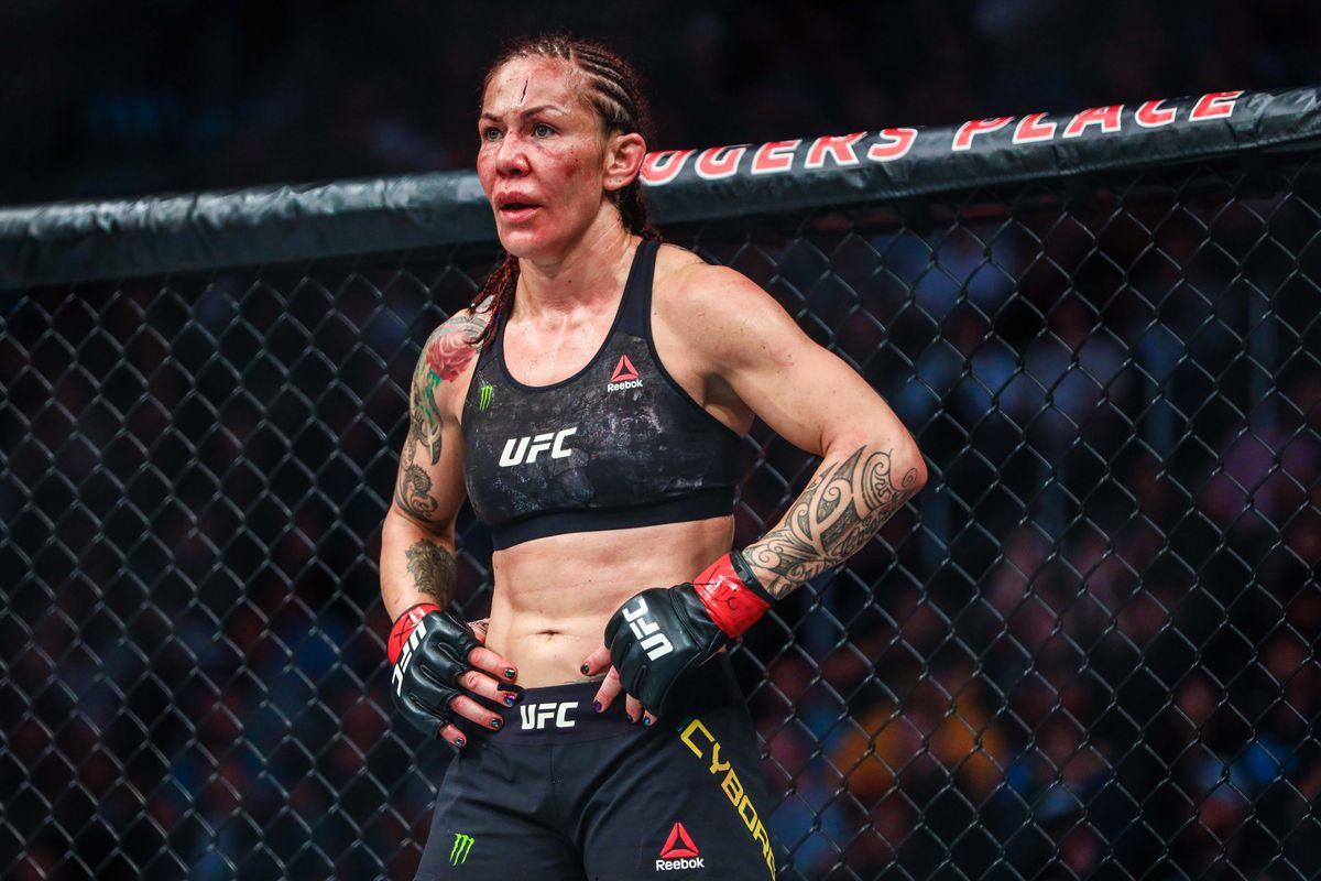 MMA: UFC 240-Cyborg vs Spencer