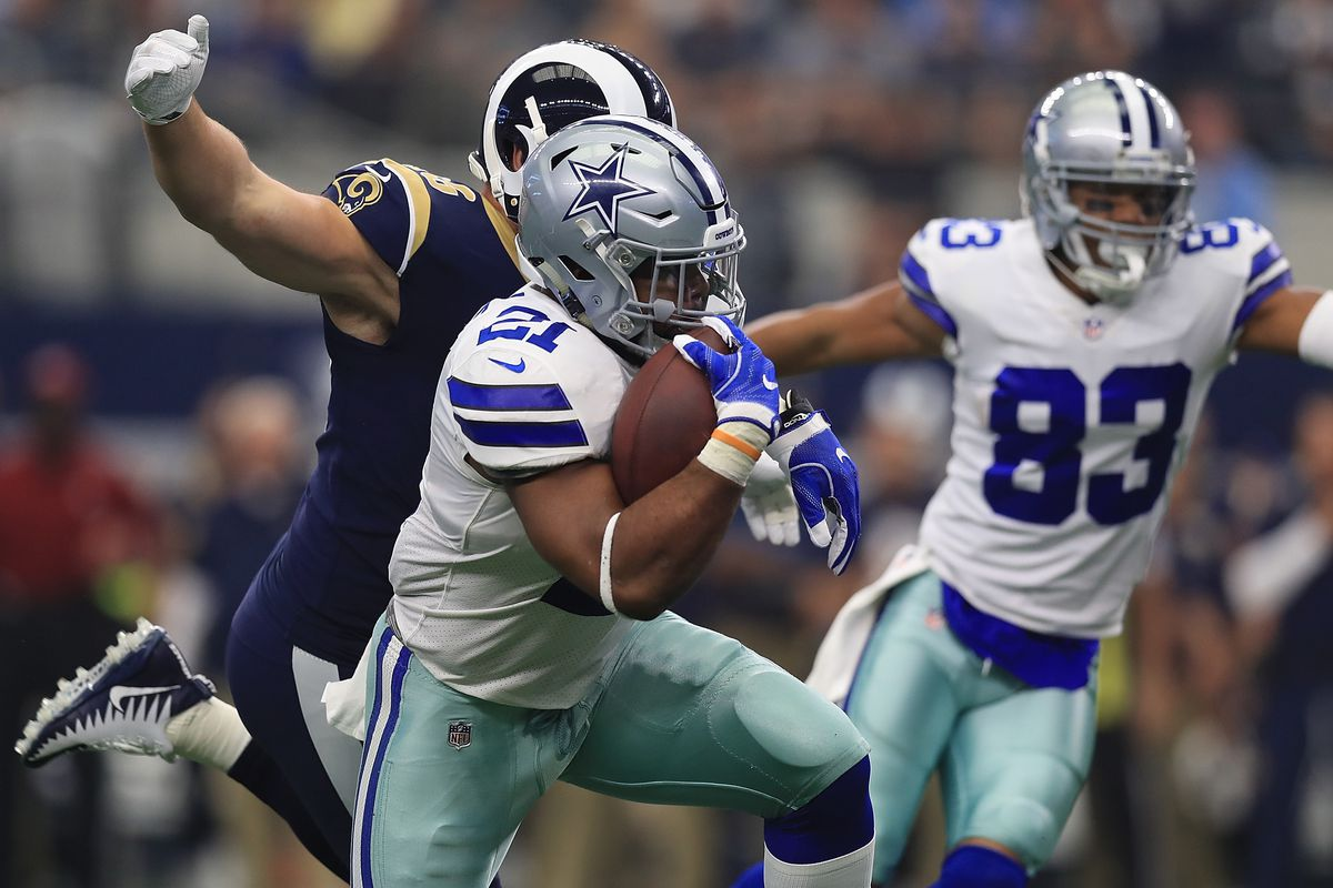 Ezekiel Elliott Withdrawing Appeal, Will Serve Full Six-Game Suspension