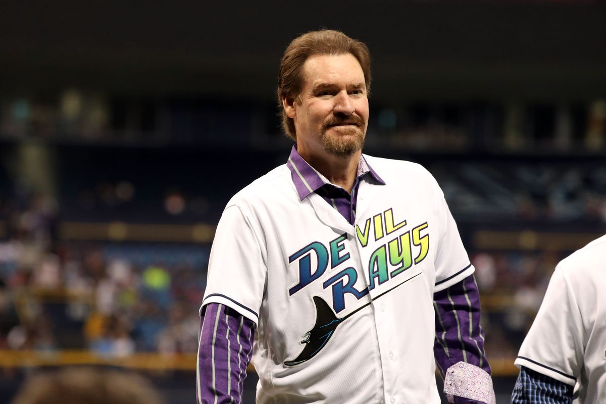 new concept 99a70 32d0f Remembering Wade Boggs' days with the Devil Rays - DRaysBay