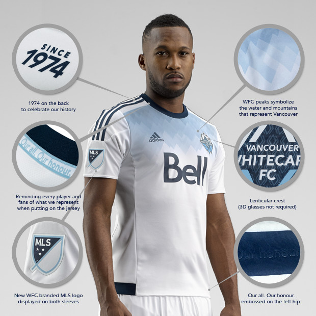 6df759645 Whitecaps New Home Kit Revealed - Eighty Six Forever