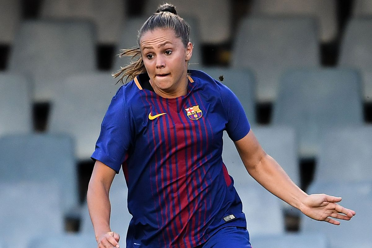 Barcelona Women v Avaldsnes - UEFA Womens Champions League Round of 32: Second Leg