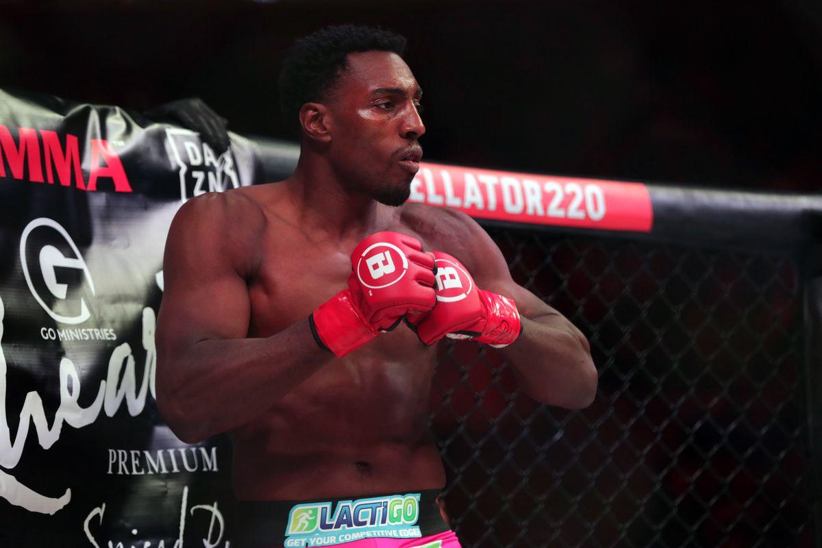 MMA: Bellator 220-Davis vs McGeary