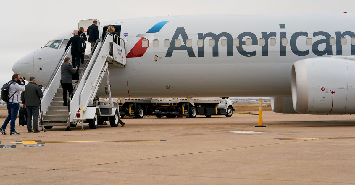 American Airlines offers at-home COVID tests for US travel