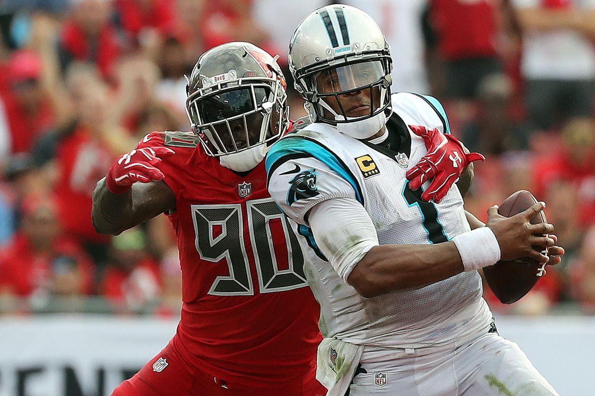 NFL: Carolina Panthers at Tampa Bay Buccaneers