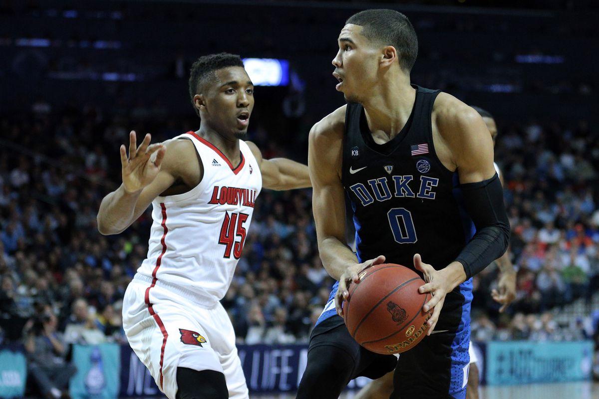 NCAA Basketball: ACC Conference Tournament-Louisville vs Duke