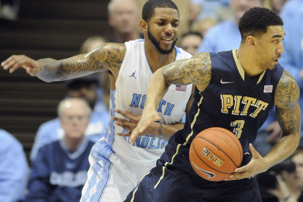 Pitt falls to North Carolina - Panthers  streak  of missed opportunties  continues with 75-71 loss 30a9cea84