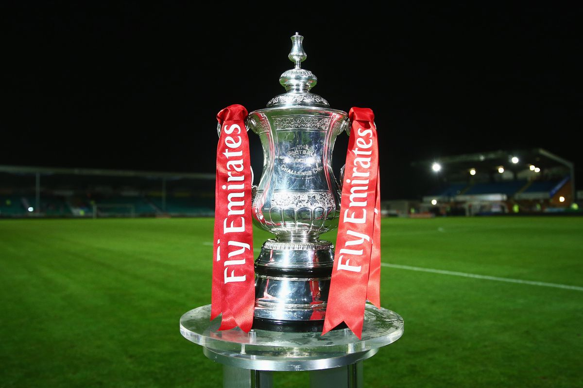 Eastleigh FC v Swindon Town - The Emirates FA Cup First Round
