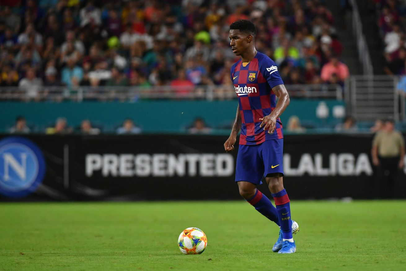"""What can Barcelona expect from Junior Firpo"""""""