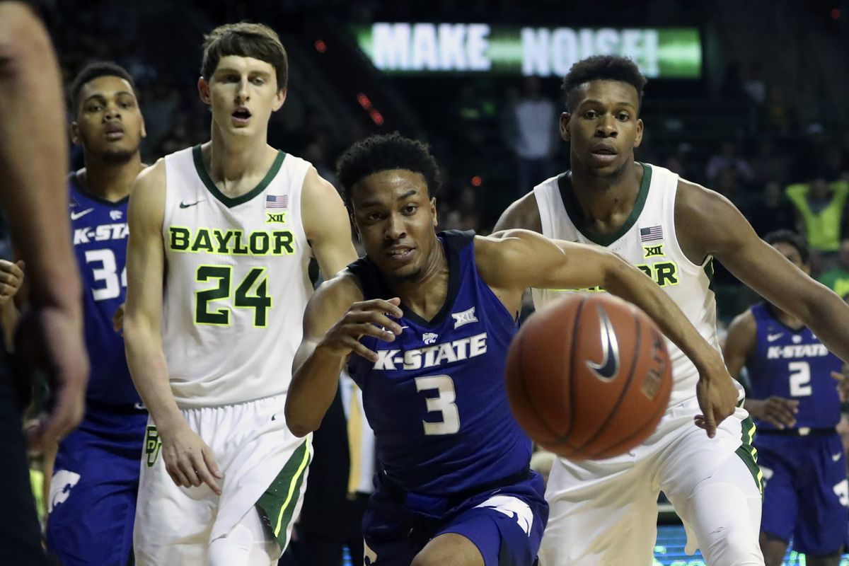 NCAA Basketball: Kansas State at Baylor