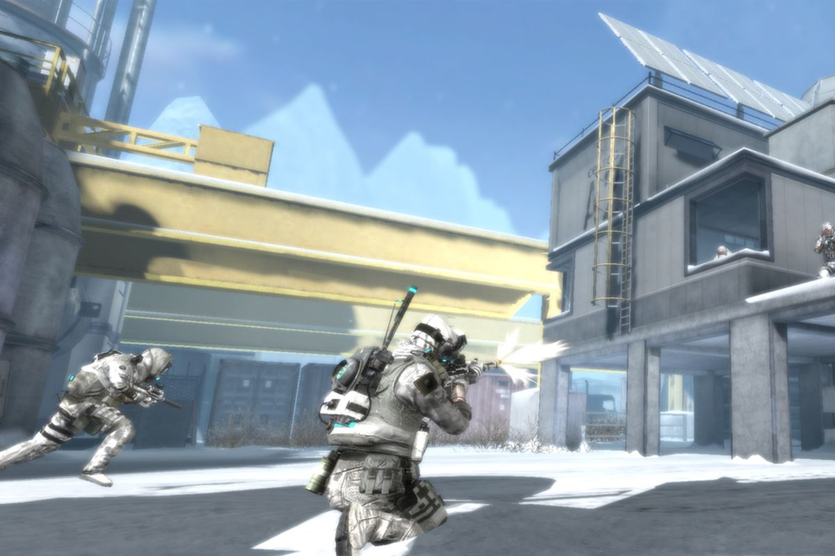 Gallery Photo: Ghost Recon Online Arctic Pack gallery