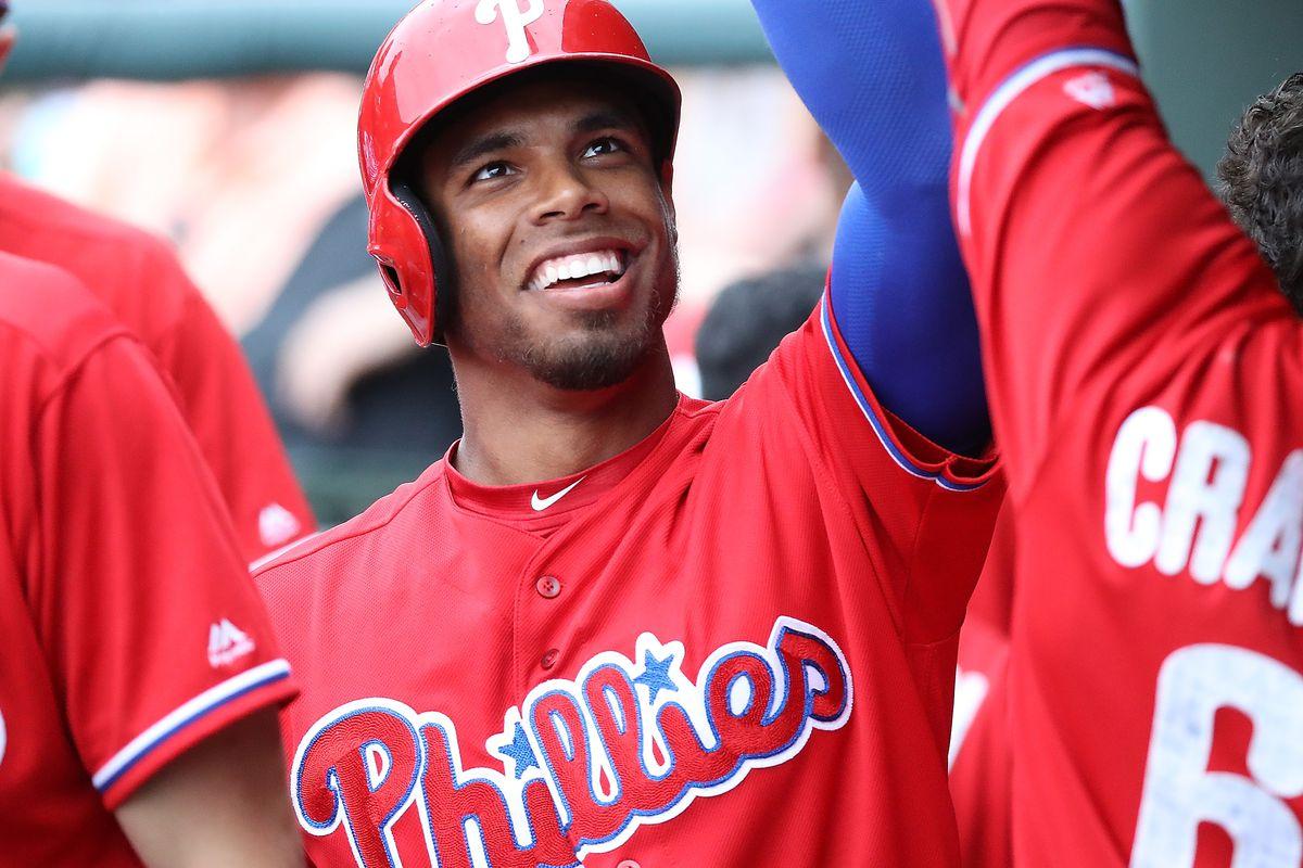 Philadelphia Phillies v Baltimore Orioles