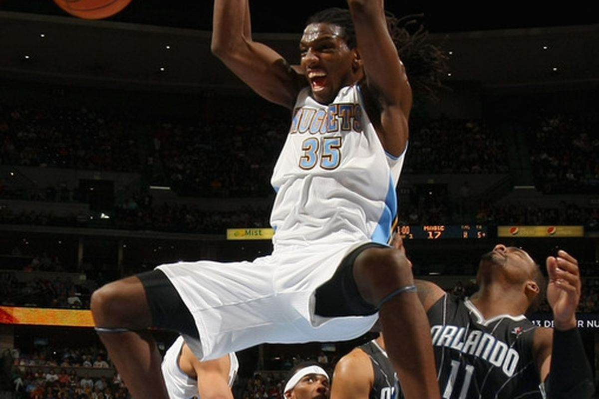 Kenneth Faried should make some noise for Rookie of the Year.