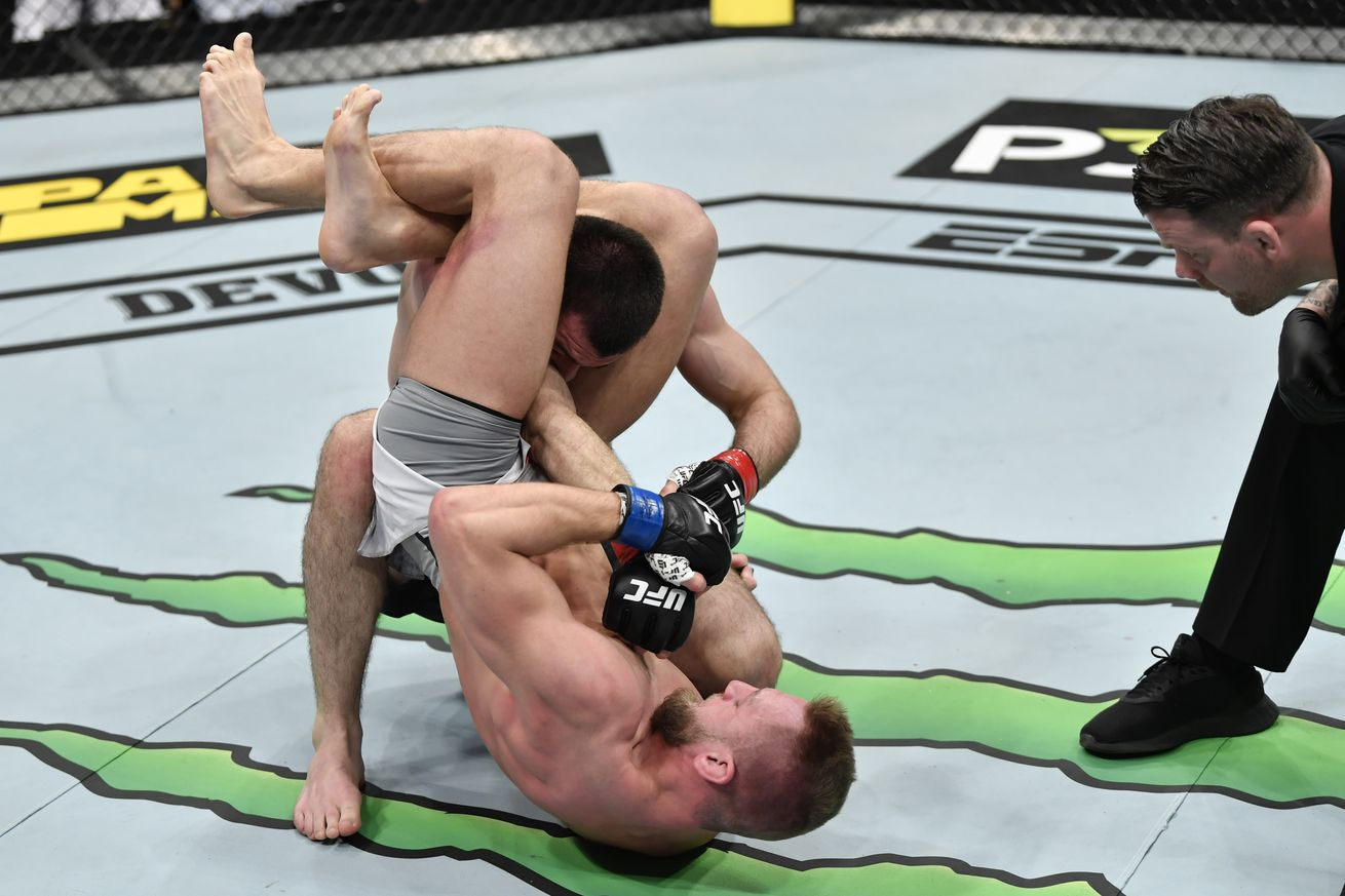 UFC Fight Night: Nurmagomedov v Zawada