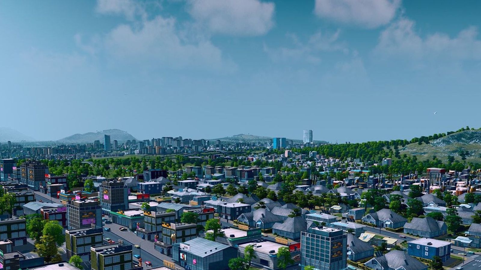 How Cities: Skylines took a great big slice of SimCity | Polygon