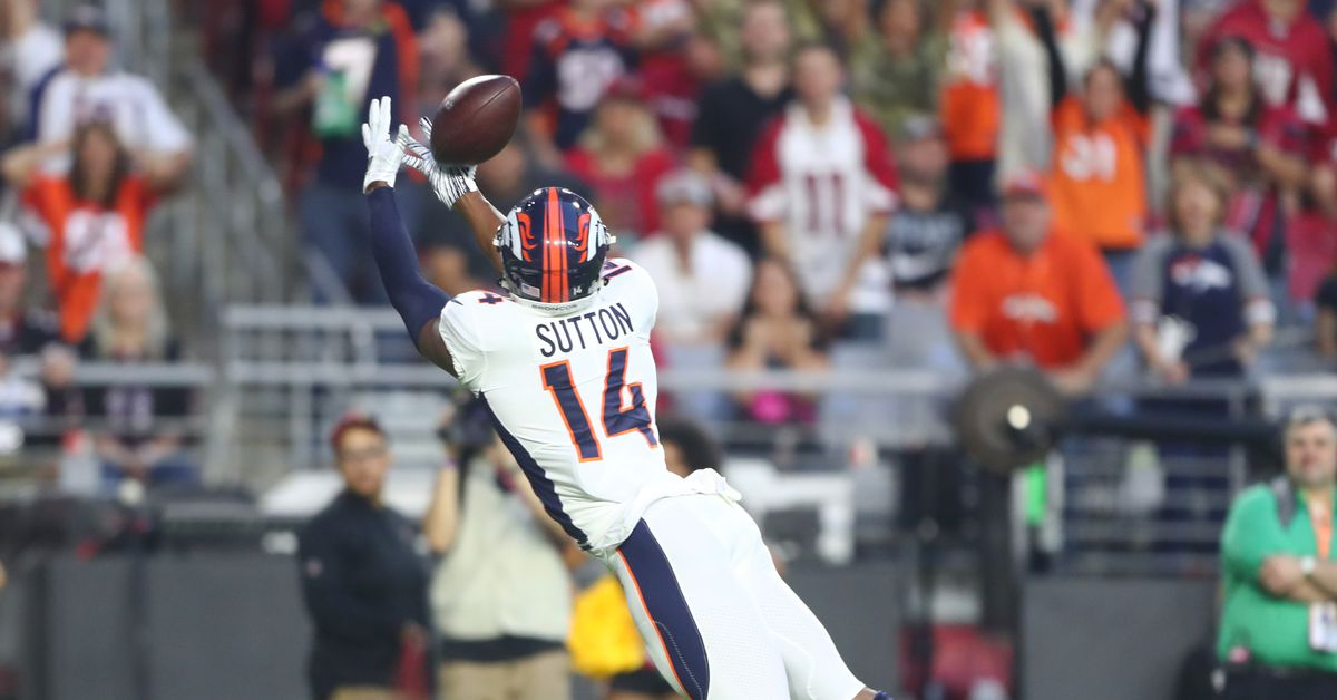 Courtland Sutton picked to have a breakout season in 2019