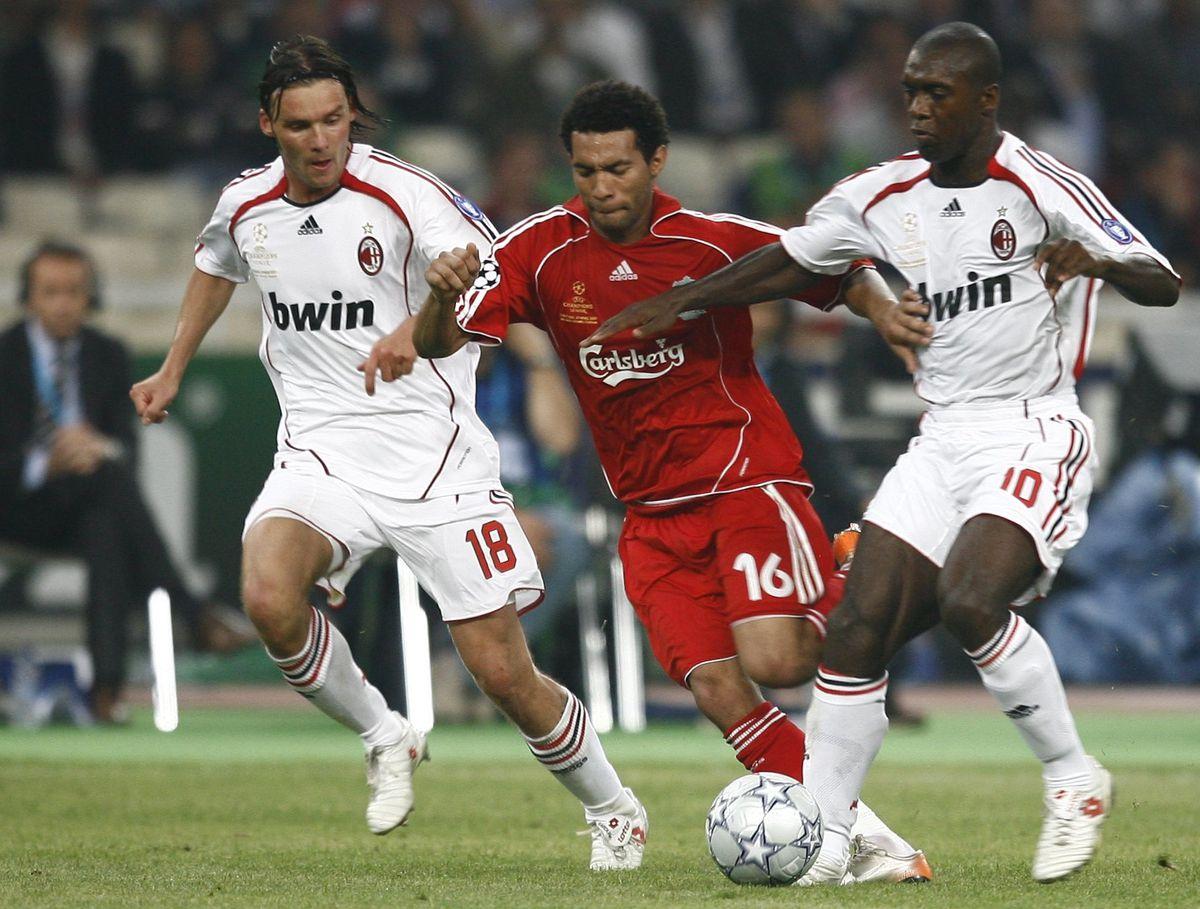 Football - Finale de la Ligue des Champions - AC Milan contre Liverpool FC