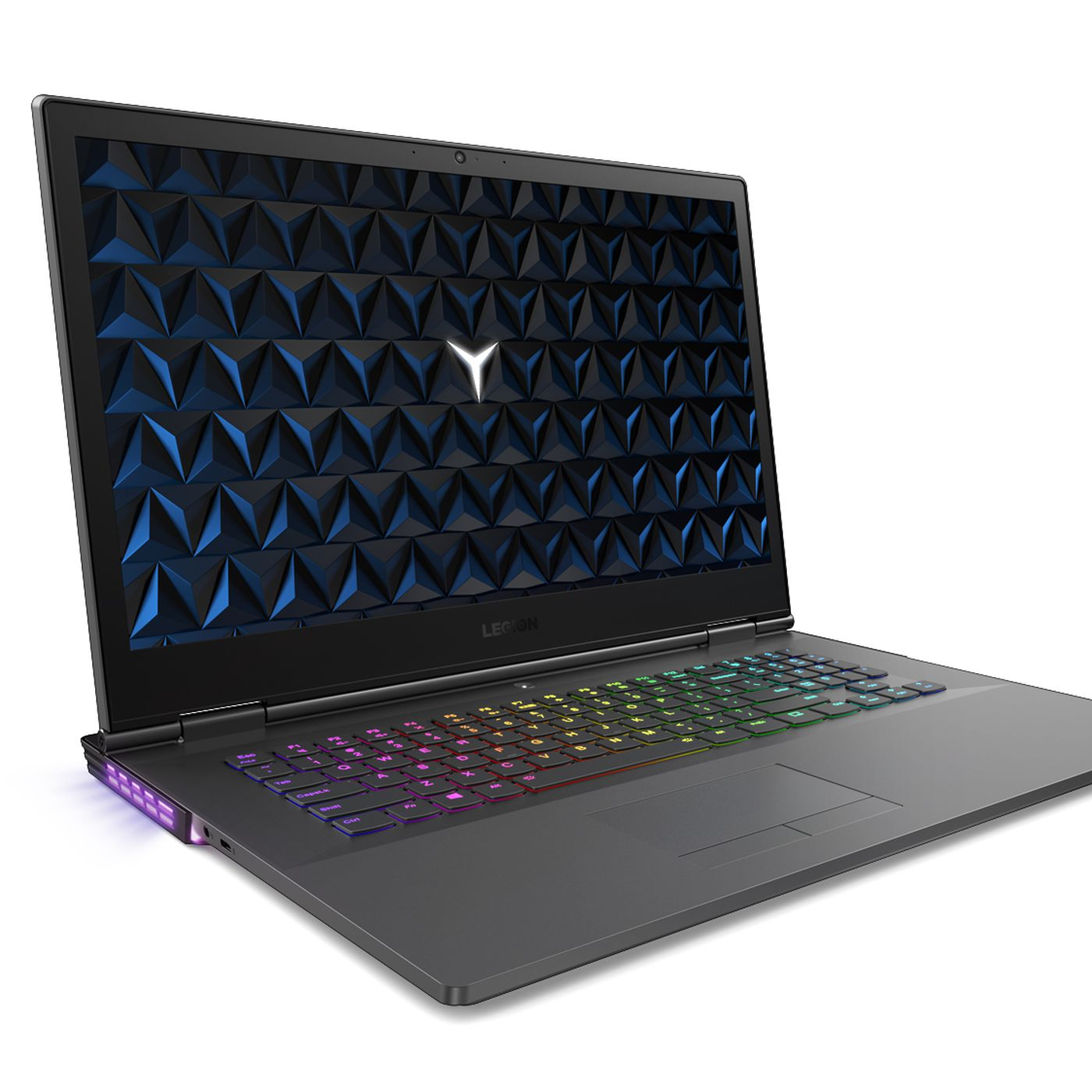 Lenovo refreshed its Legion gaming laptop and desktop lineup