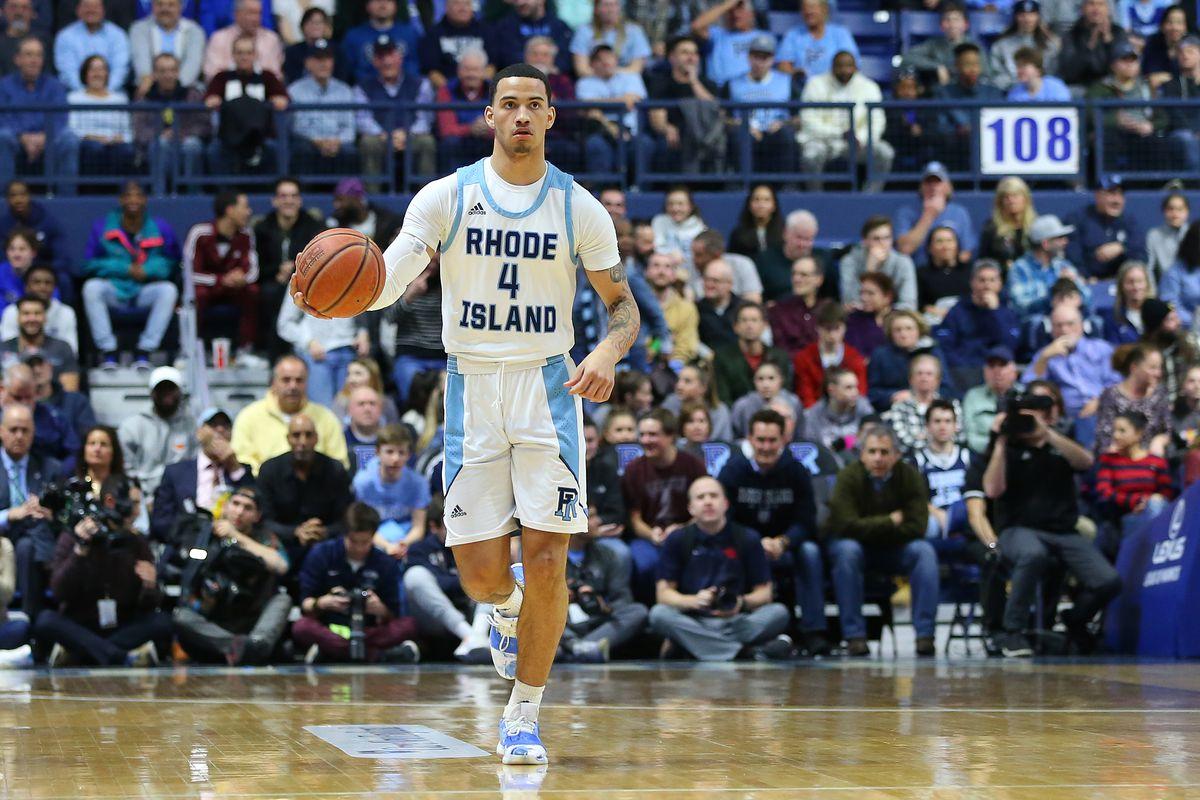 COLLEGE BASKETBALL: MAR 04 Dayton at Rhode Island
