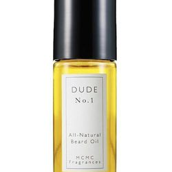 """The scent will make people want to get a little closer to your stache, while the essential oils help hydrate skin and tame wayward hairs. <strong>MCMC</strong> Dude No. 1 Beard Oil, <a href=""""http://www.cloakanddaggernyc.com/index.php?main_page=product_inf"""