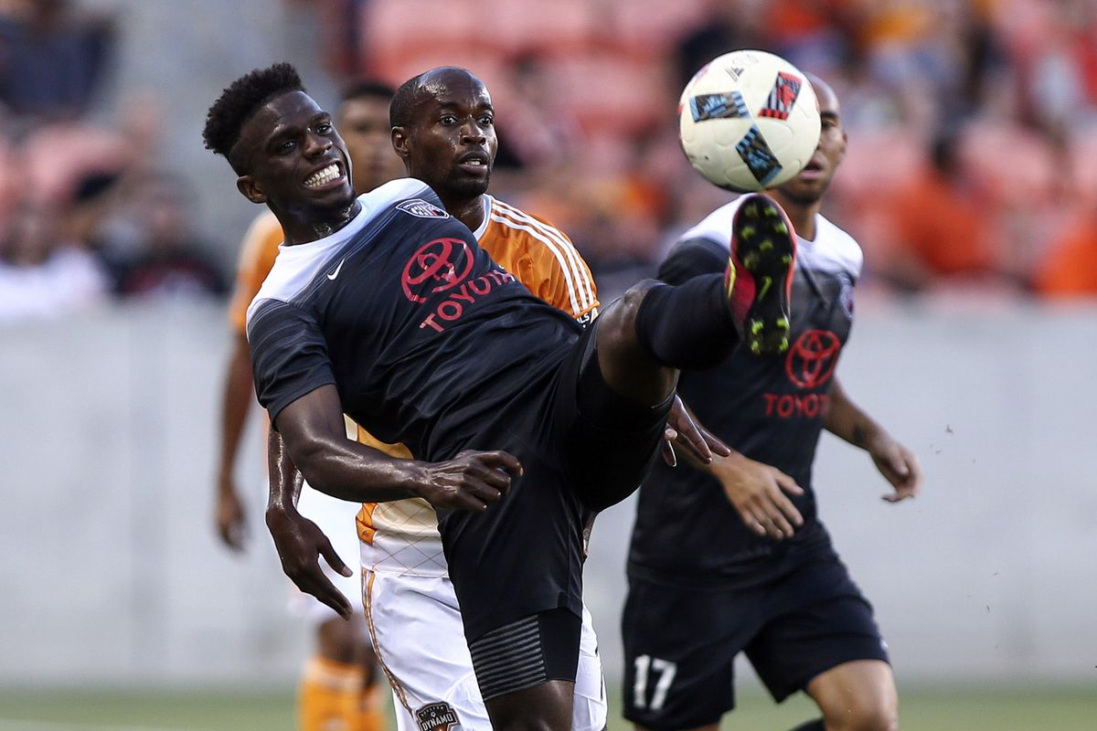 MLS: U.S. Open Cup-San Antonio FC at Houston Dynamo