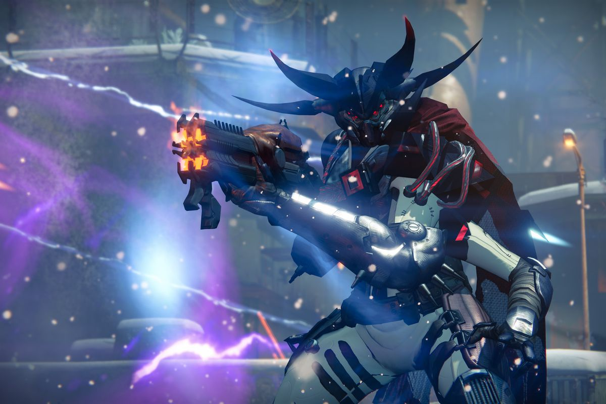 Bungie And Activision Unveil Destiny Rise Of Iron: Destiny: Rise Of Iron Pre-review Impressions