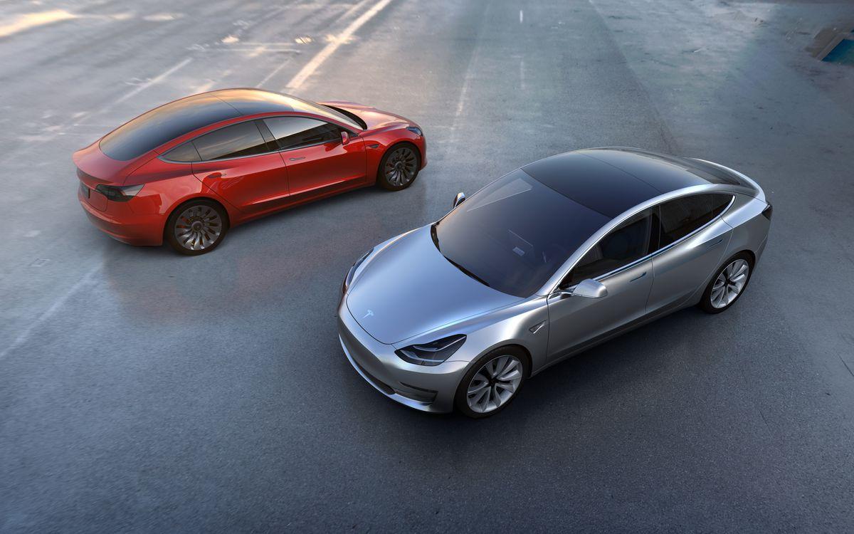 Tesla Model 3 Handout